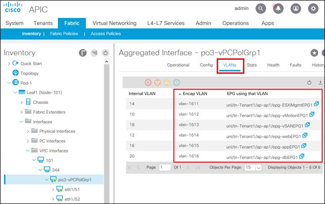 Verify configuration   MX SmartFabric Deployment Guide